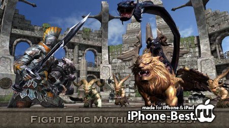 Mother of Myth [1.0.10] [ipa/iPhone/iPod Touch/iPad]