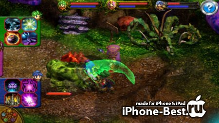 Monster World [1.0] [ipa/iPhone/iPod Touch/iPad]
