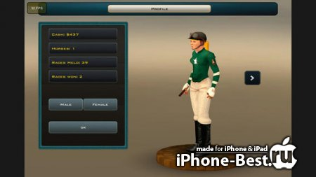 Race Horses Champions 2 [2.1] [ipa/iPhone/iPod Touch/iPad]