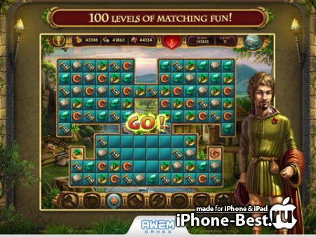 Cradle of Rome 2 HD [1.4.1] [ipa/iPad]