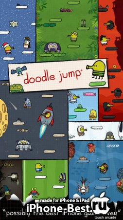Doodle Jump [3.10] [ipa/iPhone/iPod Touch]