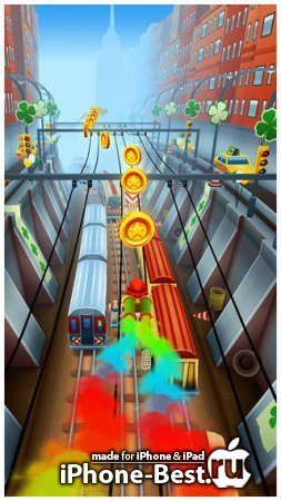 Subway Surfers [1.24.0] [ipa/iPhone/iPod Touch/iPad]