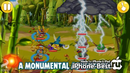 Angry Birds Epic [1.0.10] [ipa/iPhone/iPod Touch/iPad]
