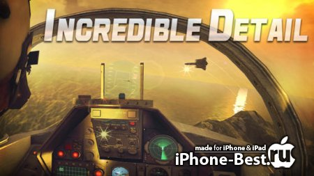 Sky Gamblers: Cold War [1.0.4][ipa/iPhone/iPod Touch/iPad]