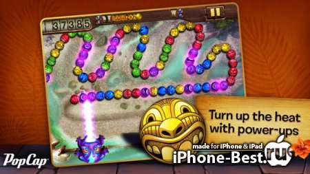 Zuma's Revenge! [1.2] [ipa/iPhone/iPod Touch]