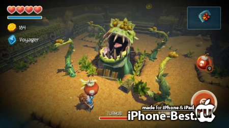 Oceanhorn ™ [1.5] [ipa/iPhone/iPod Touch/iPad]