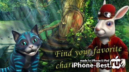 Alice – Behind the Mirror (full) – A Hidden Object Adventure [1.0]