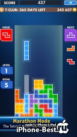 TETRIS [1.4.41] [ipa/iPhone/iPod Touch]