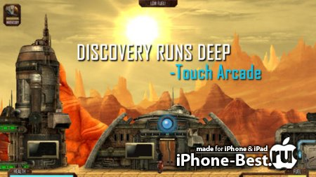 Mines of Mars [1.06] [ipa/iPhone/iPod Touch/iPad]