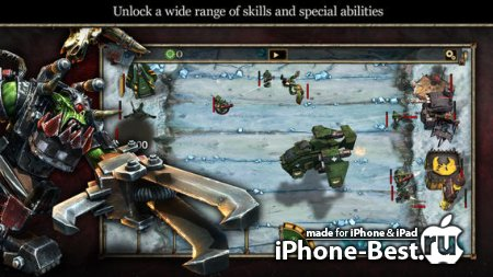 Warhammer 40,000: Storm of Vengeance [1.21] [ipa/iPhone/iPod Touch/iPad]