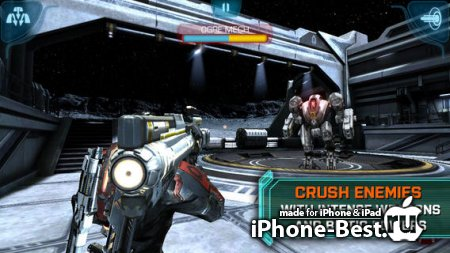 MASS EFFECT INFILTRATOR [1.1.2] [ipa/iPhone/iPod Touch/iPad]