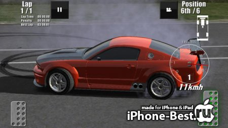 Driving Speed Pro [1.2] [ipa/iPhone/iPod Touch]