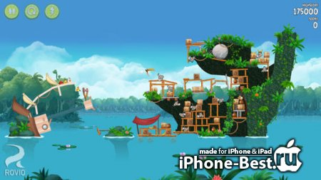 Angry Birds Rio [2.1.0] [ipa/iPhone/iPod Touch]