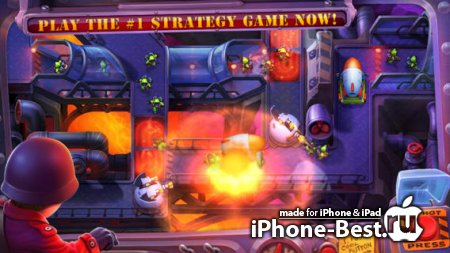 Fieldrunners 2 [1.8] [ipa/iPhone/iPod Touch]