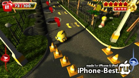 Cabby Tales [1.0] [ipa/iPhone/iPod Touch/iPad]