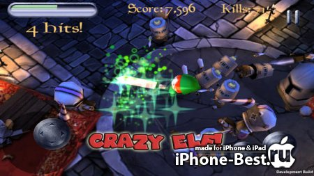 Knight Blitz OMG [1.2] [ipa/iPhone/iPod Touch/iPad]