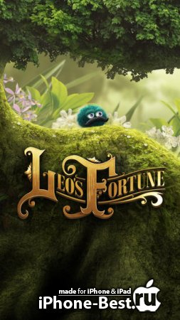 Leo's Fortune [1.0.4] [ipa/iPhone/iPod Touch/iPad]