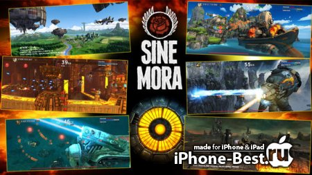 Sine Mora [1.29] [ipa/iPhone/iPod Touch/iPad]