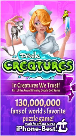 Doodle Creatures [2.0.1] [ipa/iPhone/iPod Touch]