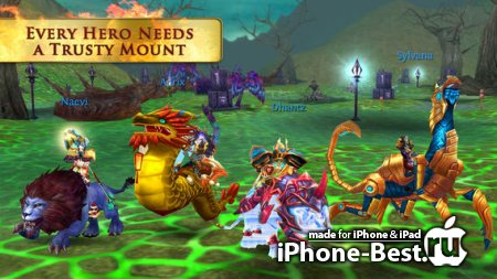 Order & Chaos© Online [2.5.0] [ipa/iPhone/iPod Touch/iPad]