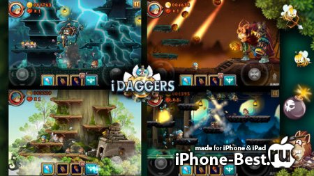 iDaggers [2.0] [ipa/iPhone/iPod Touch/iPad]