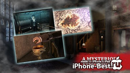 Dracula 5: The Blood Legacy HD (Full) [1.0] [ipa/iPhone/iPod Touch/iPad]