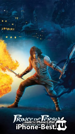 Prince of Persia® The Shadow and the Flame [2.0.1] [ipa/iPhone/iPod Touch/iPad]