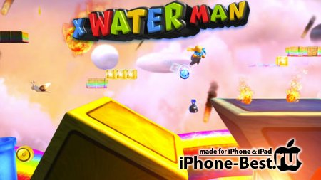 X WaterMan [1.5.0] [ipa/iPhone/iPod Touch/iPad]