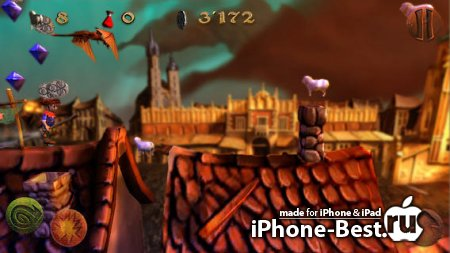Dragon & Shoemaker: Medieval Hero Adventure [1.25] [ipa/iPhone/iPod Touch/iPad]
