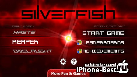 Silverfish [1.1.9] [ipa/iPhone/iPod Touch]