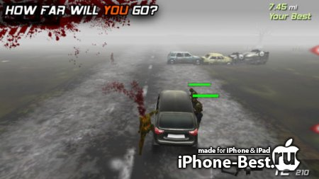 Zombie Highway [1.10.1] [ipa/iPhone/iPod Touch/iPad]