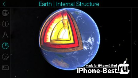 Solar Walk™ – Planets of the Solar System [2.3] [ipa/iPhone/iPod Touch/iPad]