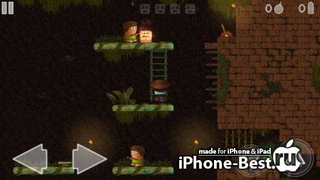 Alex: Mayan Mysteries [1.0.5] [ipa/iPhone/iPod Touch/iPad]