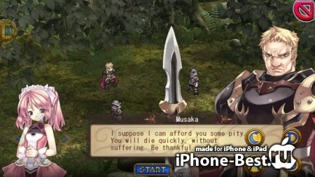 Record of Agarest War [1.1] [ipa/iPhone/iPod Touch/iPad]
