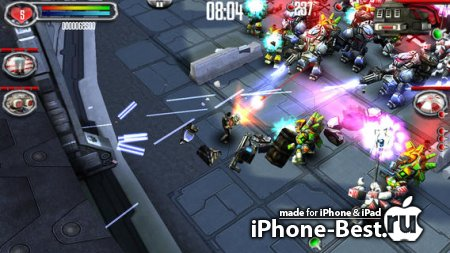 Robot Tsunami [1.0] [ipa/iPhone/iPod Touch/iPad]
