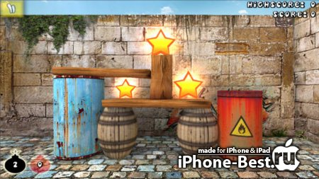 3D Bomb [1.1] [ipa/iPhone/iPod Touch/iPad]