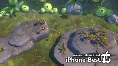 Globosome: Path of the Swarm [1.0] [ipa/iPhone/iPod Touch/iPad]