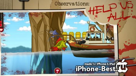 Zombie Fish Tank [1.1.0] [ipa/iPhone/iPod Touch/iPad]