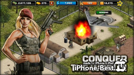 Modern War [4.1] [ipa/iPhone/iPod Touch/iPad]