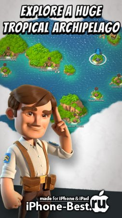 Boom Beach [14.57.1] [ipa/iPhone/iPod Touch/iPad]
