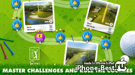 King of the Course [1.2] [ipa/iPhone/iPod Touch/iPad]