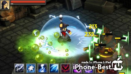 Battleheart Legacy [1.1.2] [ipa/iPhone/iPod Touch/iPad]