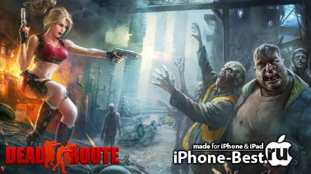 Dead Route [1.0.0] [ipa/iPhone/iPod Touch/iPad]