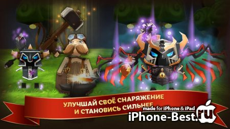 Elements: Epic Heroes [1.0.2] [ipa/iPhone/iPod Touch/iPad]
