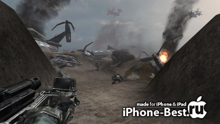Edge of Tomorrow: Live. Die. Repeat. [1.1] [ipa/iPhone/iPod Touch/iPad]