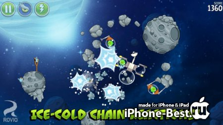 Angry Birds Space [2.0.1] [ipa/iPhone/iPod Touch]