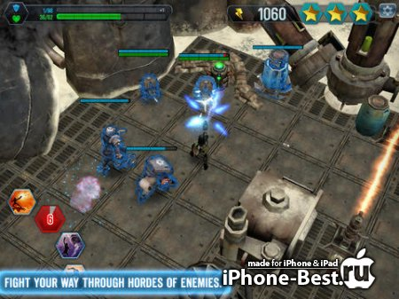 Linkin Park Recharge – Wastelands [1.0] [ipa/iPad]