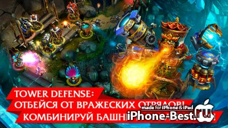 Defenders [1.4.0] [ipa/iPhone/iPod Touch/iPad]
