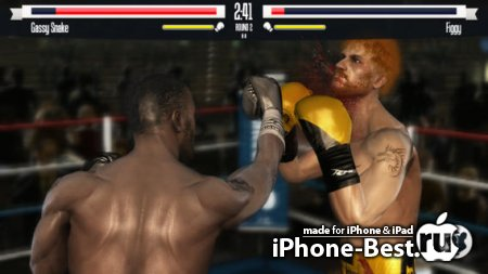 Real Boxing [1.7.1] [ipa/iPhone/iPod Touch/iPad]