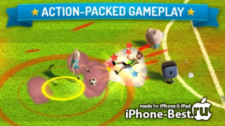 Copa Toon [1.8.1] [ipa/iPhone/iPod Touch/iPad]